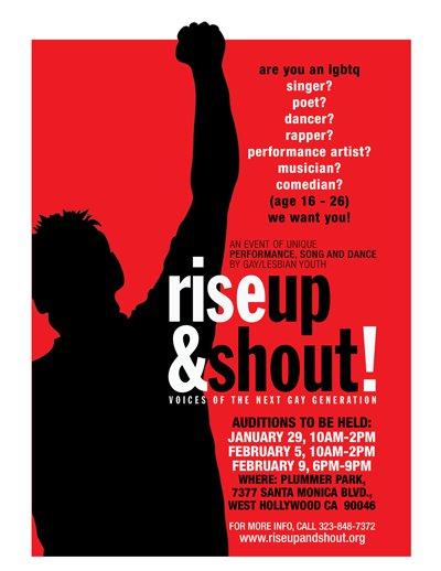 rise shout