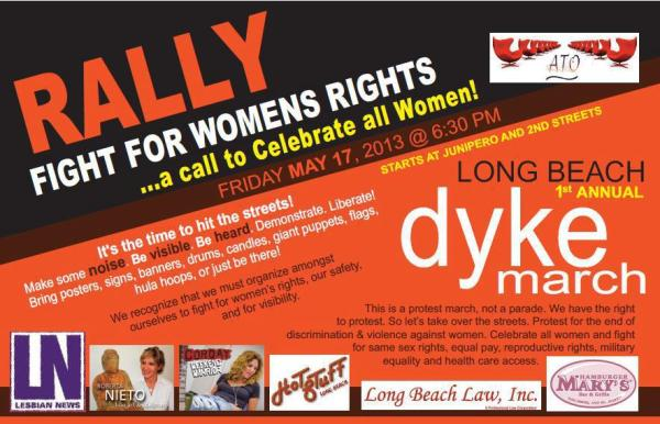 may 17 rally