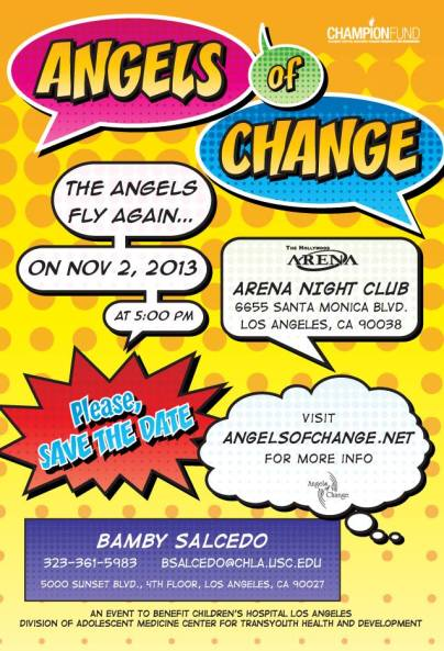 angels of change