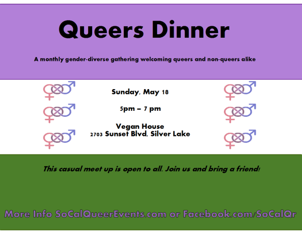 queers dinner may