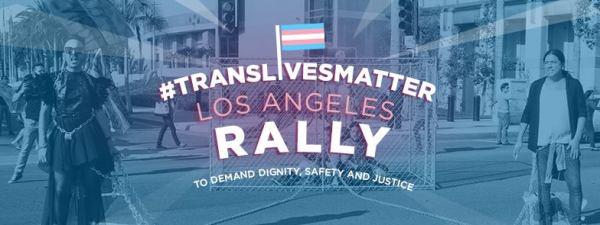 trans lives matter