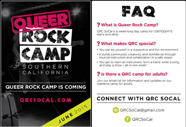 date tbd queer rock camp