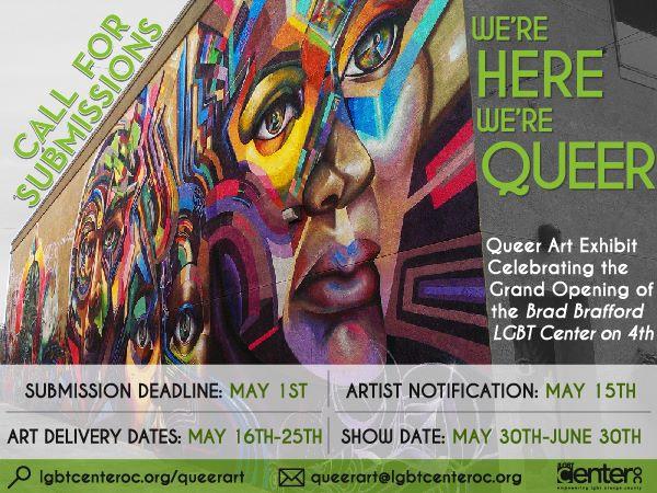 LGBT OC art deadline