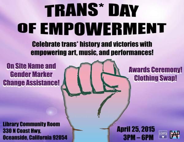 trans empowerment