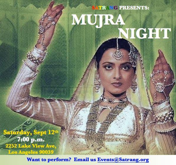 mujra night