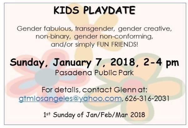 2018 play date